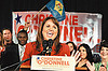 Tea Party candidate Christine O&#8217;Donnell receives more than $1m in party donations