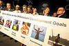 Activists try to raise awareness of gender rights at MDG summit