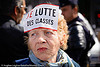 "French dinner ladies lead the ""rebellion"" against pension reforms"