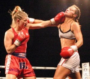 Women amateur boxers rules regulations aggression