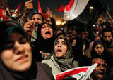 Egyptian woman talks about arrest and torture by military police