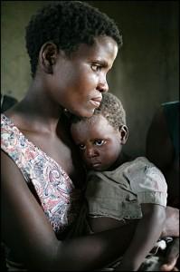 Malawi mum