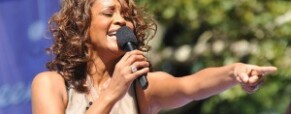 Whitney Houston dies, age 48