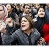Egyptian protesters accuse troops of sexual assault
