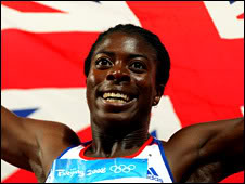 Christine Ohuruogu, british women's sports results, moscow
