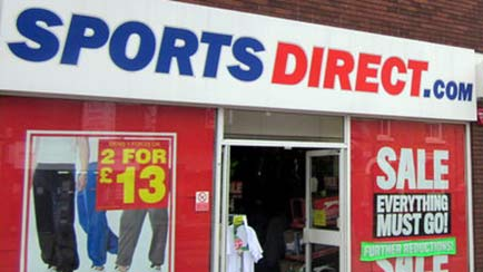 Sports direct zero hours tribunal
