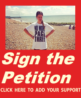 no more page 3 sign the petition