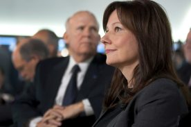 mary barra, new CEO General Motors