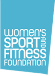 WSFF logo, new campaign to develop annual calendar of women's sports and competitions.