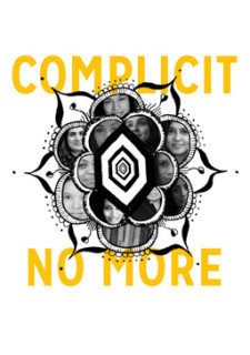 complicit no more, available now, essays,