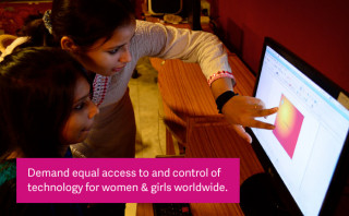 equal rights, women and girls, science and techonology, United Nations