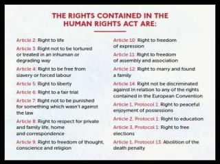 human rights, jean Charles de menezes, magna carta, monica ross