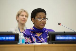 Phumzile Mlambo-Ngcuka, UN Women, Addis Ababa conference, financing equality