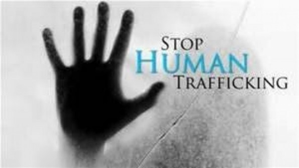 word day against human trafficking, do something to help
