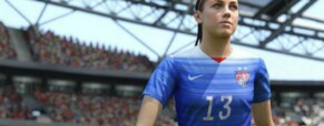 Women's football joins FIFA computer game