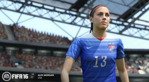 FIFA 16, women's football, FAWSL, women's league