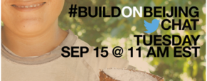Join the Build on Beijing Twitter chat