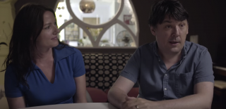 Helen and Graham Linehan, men and abortion,