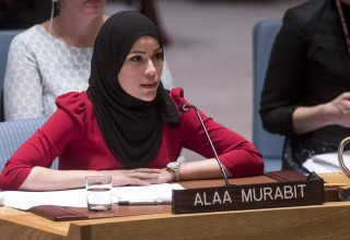 Alaa Murabit, Women, Peace and Security, UNSCR 1325