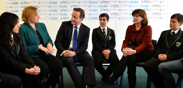 David Cameron, Nicky Morgan, sex and relationship education, schools