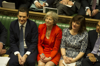 sexism in UK media and parliament, women who are politicians have breasts,