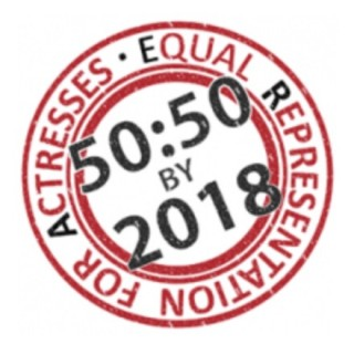 50:50 by 2018, discrimination, sexism, pay gap, actresses, theatre, film