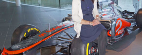 Picture a motorsport engineer