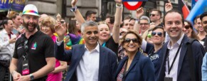 Khan takes first steps against gender pay gap