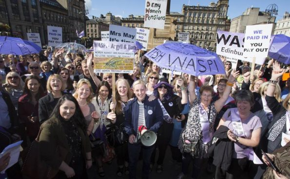 WASPI, SNP, Mhairi Black, 1950's women's pensions, 5 answers, women's pensions row
