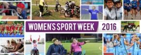 Women's Sport Week 2016
