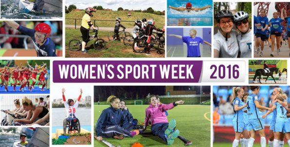 women sport week 2016