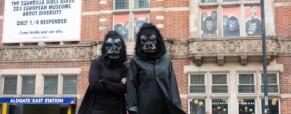 Guerrilla Girls ask a big art question
