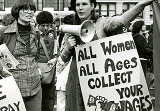 talk, men and money,, money is a feminist issue, Ellie Mae O'Hagan, Ann Pettifor