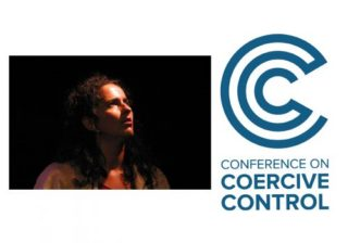 coercive control, international conference, Lady in Red, theatre, Bury St Edmunds