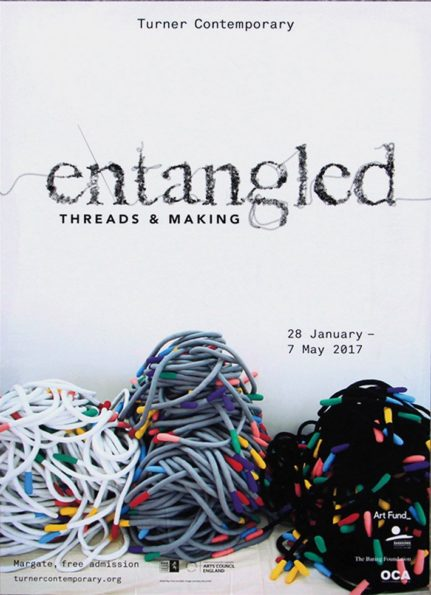 Turner contemporary, entangled, women artists and makers,