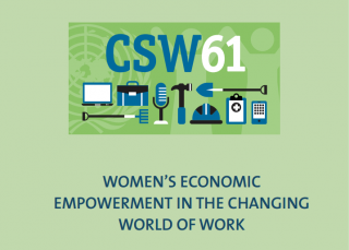 CSW61, UN Women, New York, 13-20 March,
