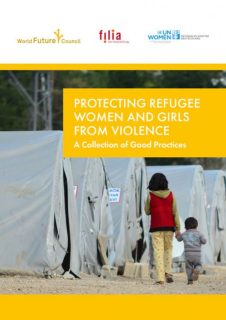 worldfuturecouncil, best practises, Protecting refugee women and girls from violence, refugees, report,