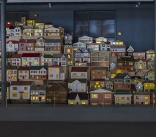 Rachel Whiteread, Museum of Childhoon, permanent display, Place (Village)