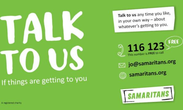 Samaritans, Samaritans report, suicide risk and inequality