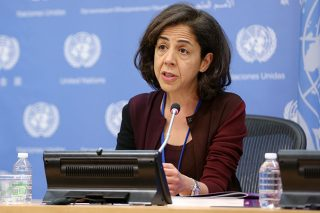 International Day of the Family, UN Women, Shahra Razavi, speech