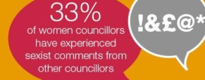 Women in local government report out