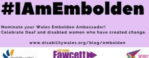 Nominees wanted for Disability Wales project