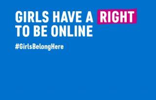 Plan UK, survey, girls online, internet, gender-based abuse,