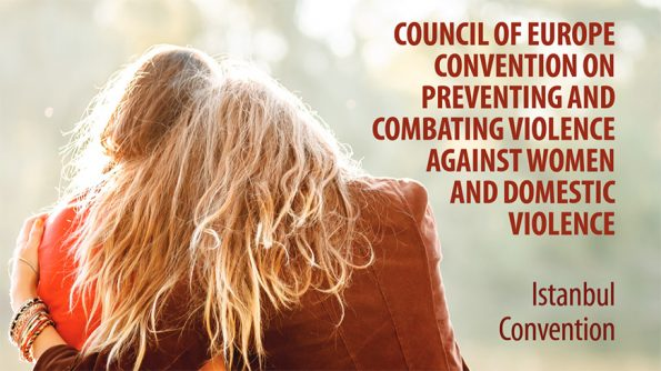 Istanbul Convention, European Council, MEPs, end violence against women, UK government