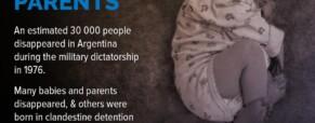 Help end enforced disappearances