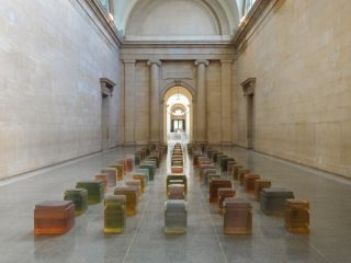 Rachel Whiteread, Tate Britain, Untitled (One Hundred Spaces), House, Holocaust Memorial Vienna,