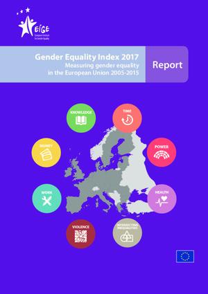 EIGE, report, Gender Equality Index 2017, EWL, EU women,