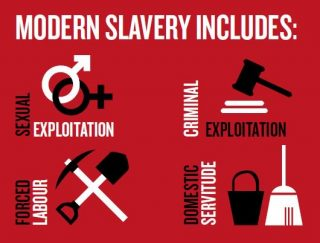 modern slavery, taskforce, National Referral Mechanism reform, Amber Rudd,