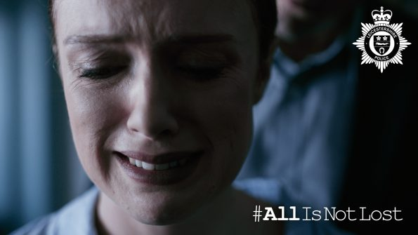 All Is Not Lost, short films, police campaign, rape, prosecution, myths, SARC, help, Leicestershire Police