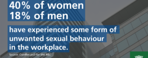 Sexual harassment at work inquiry opens